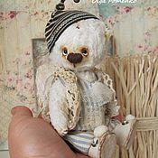 Куклы и игрушки ручной работы. Ярмарка Мастеров - ручная работа Мишка-ангел 15 см. Handmade.