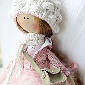 """Куклы и игрушки ручной работы. Ярмарка Мастеров - ручная работа Интерьерная кукла """"Розовая принцесса"""". Handmade."""