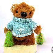 Куклы и игрушки ручной работы. Ярмарка Мастеров - ручная работа Мишка Дениска. Handmade.