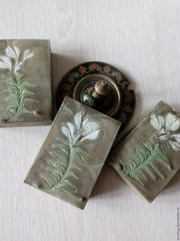 silk souffle Flower patchouli, Soap, Ryazan,  Фото №1