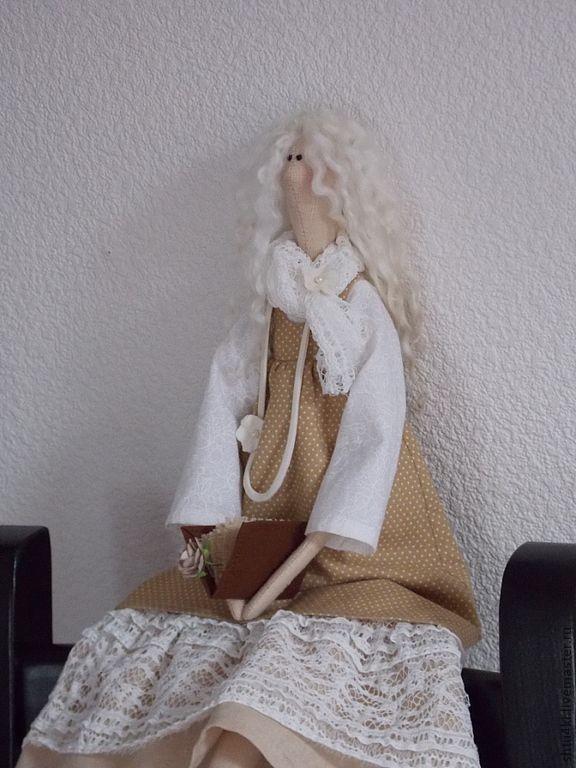 in the style BOHO. Emily, Tilda Dolls, Ekaterinburg,  Фото №1