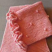Работы для детей, ручной работы. Ярмарка Мастеров - ручная работа Шапка и шарф. Handmade.