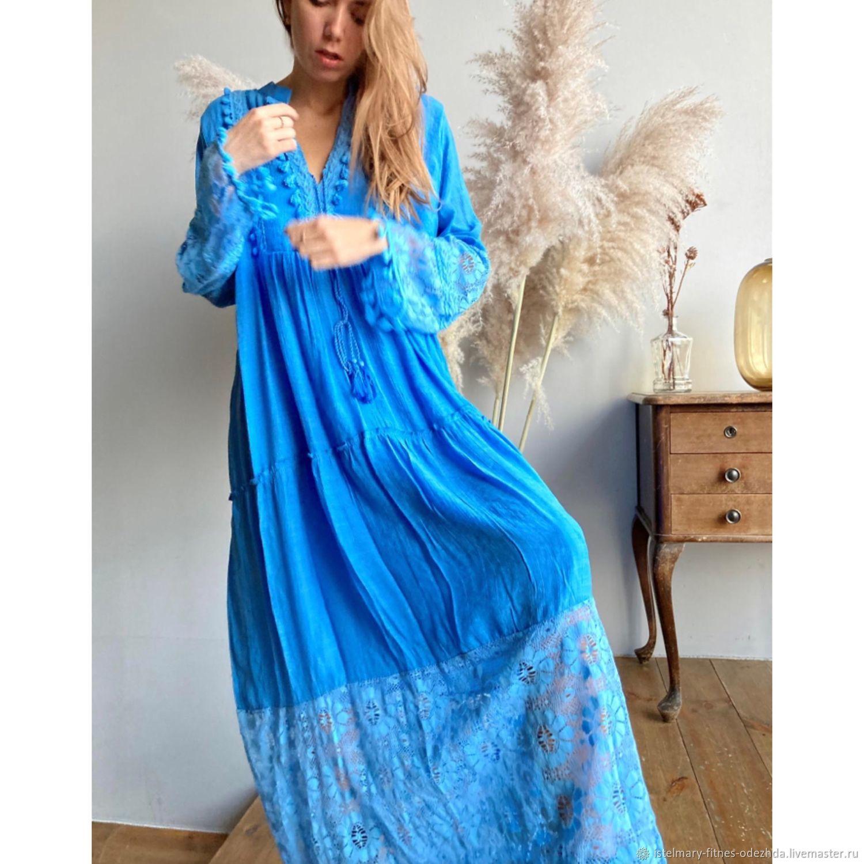 Богемное платье, Платья, Москва,  Фото №1