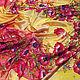 батик ручная роспись, шелковый платок батик, батик шарф, батик, холодный батик, шелковый шарф, расписной шарф, роспись по шелку, батик платок, роспись платок, батик платок, шелковый платок.