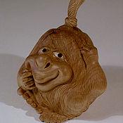 Куклы и игрушки ручной работы. Ярмарка Мастеров - ручная работа Тюха Лохматая. Handmade.