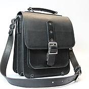 Сумки и аксессуары handmade. Livemaster - original item Men`s bag: M-020CR-001-1. Handmade.