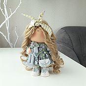 Куклы и игрушки handmade. Livemaster - original item Doll, textile Doll, interior. Handmade.