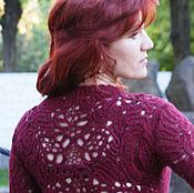 Одежда ручной работы. Ярмарка Мастеров - ручная работа платье фантазия в классике. Handmade.