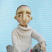 Куклы и игрушки ручной работы. Ярмарка Мастеров - ручная работа Плыви-плыви, кораблик!. Handmade.