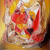 Картины и панно ручной работы. Ярмарка Мастеров - ручная работа 200 ударов в минуту. Handmade.