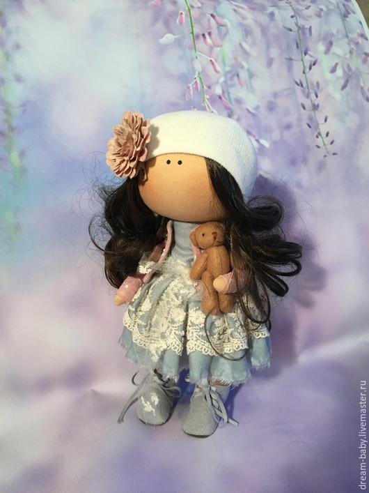 Куколка Мила, сделана с любовью.