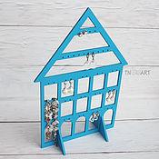 Для дома и интерьера handmade. Livemaster - original item Stand for earrings