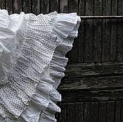 Одежда ручной работы. Ярмарка Мастеров - ручная работа Нижняя батистовая юбка.. Handmade.
