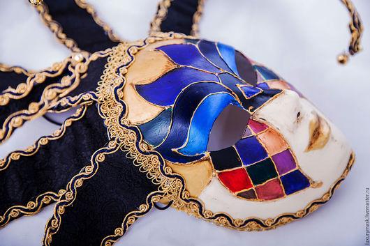 """Карнавальные костюмы ручной работы. Ярмарка Мастеров - ручная работа. Купить Карнавальная маска """"Jelly"""". Handmade. Комбинированный, маска, карнавал"""