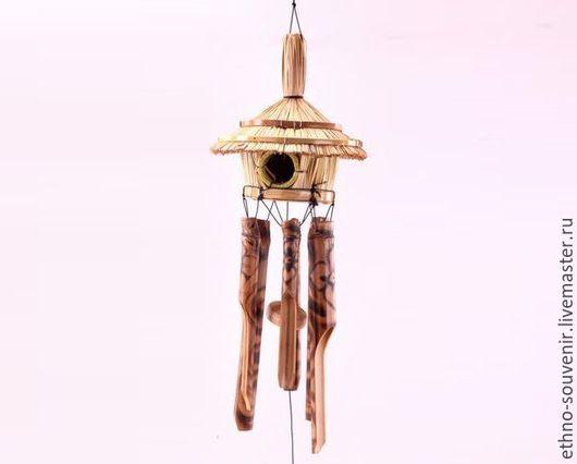 Фен-шуй ручной работы. Ярмарка Мастеров - ручная работа. Купить Музыка ветра. Handmade. Фэн-шуй, бамбук