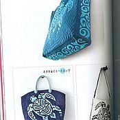 Материалы для творчества ручной работы. Ярмарка Мастеров - ручная работа Японская Книга Гавайи по пэчворку. Handmade.