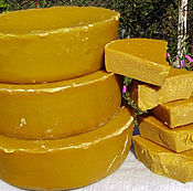 Материалы для творчества handmade. Livemaster - original item Beeswax beekeeping 1kg. Handmade.