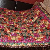 """Для дома и интерьера ручной работы. Ярмарка Мастеров - ручная работа одеяло """"Листопад"""". Handmade."""