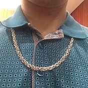 Украшения handmade. Livemaster - original item Chain weave