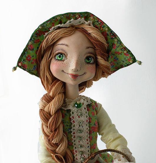 Коллекционные куклы ручной работы. Ярмарка Мастеров - ручная работа. Купить Полуденная фея. Handmade. Авторская кукла
