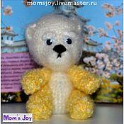 Куклы и игрушки ручной работы. Ярмарка Мастеров - ручная работа Медвежонок Соня. Handmade.
