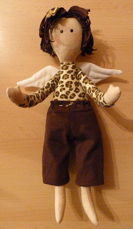 Куклы Тильды ручной работы. Ярмарка Мастеров - ручная работа. Купить Маленькая фея. Handmade. Куклы и игрушки, интерьерная кукла