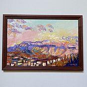 Картины и панно handmade. Livemaster - original item Pictures: Oil study