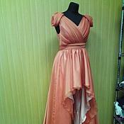 Одежда ручной работы. Ярмарка Мастеров - ручная работа Платье на выпускной в греческом стиле. Handmade.