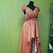 Одежда handmade. Livemaster - original item The prom dress in the Greek style. Handmade.