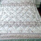 Комплекты аксессуаров ручной работы. Ярмарка Мастеров - ручная работа Стеганое одеяло. Handmade.