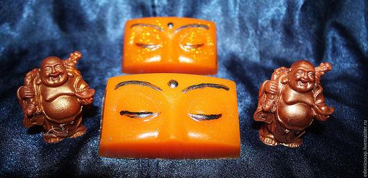 Мыло ручной работы. Буддизм. Кришна.