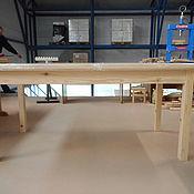 Для дома и интерьера handmade. Livemaster - original item Table made of solid pine 1800. Handmade.