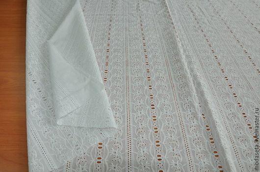 """Шитье ручной работы. Ярмарка Мастеров - ручная работа. Купить Вышивка хлопок """"ETRO"""", Италия. Handmade. Ткани для шитья"""