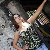 Одежда handmade. Livemaster - original item Military style  blouse.. Handmade.