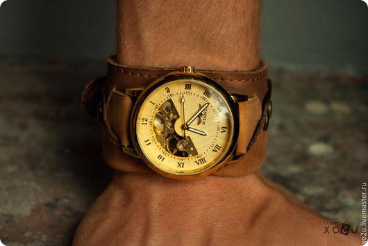 Стильные наручные часы - подарок на любой случай