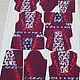 Шитье ручной работы. Заказать Блуза трикотажная Peter Pilotto. Ткани из Италии с Любовью. Ярмарка Мастеров. Трикотаж, итальянский трикотаж