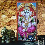 Фен-шуй и эзотерика handmade. Livemaster - original item Box money, Copernica, Indian Ganesha. Handmade.