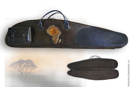 Мужские сумки ручной работы. Ярмарка Мастеров - ручная работа. Купить чехлы для оружия. Handmade. Чехол, Чехол для оружия, аксессуары