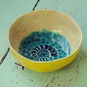 """Посуда ручной работы. Ярмарка Мастеров - ручная работа Пиала """"Раковина"""". Керамика.. Handmade."""