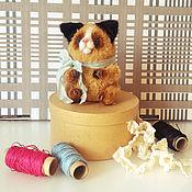 Куклы и игрушки ручной работы. Ярмарка Мастеров - ручная работа Пряник). Handmade.