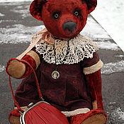 """Куклы и игрушки ручной работы. Ярмарка Мастеров - ручная работа Медведь Тедди. """"Театралка"""".. Handmade."""