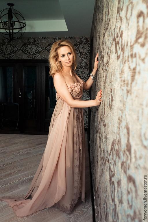Заказ пошива вечернего платья в москве