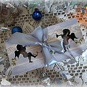 Подарки к праздникам ручной работы. Ярмарка Мастеров - ручная работа Набор из-х колокольчиков. Handmade.