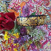 """Украшения ручной работы. Ярмарка Мастеров - ручная работа Браслет """"Золотая роза"""". Handmade."""