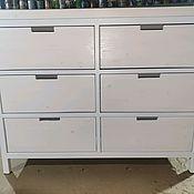 Для дома и интерьера handmade. Livemaster - original item Chest of drawers in the loft style