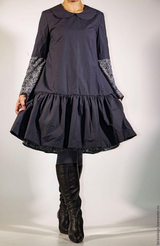 Платья ручной работы. Ярмарка Мастеров - ручная работа. Купить Платье хлопок Брижит. Handmade. Летняя одежда, платье на заказ