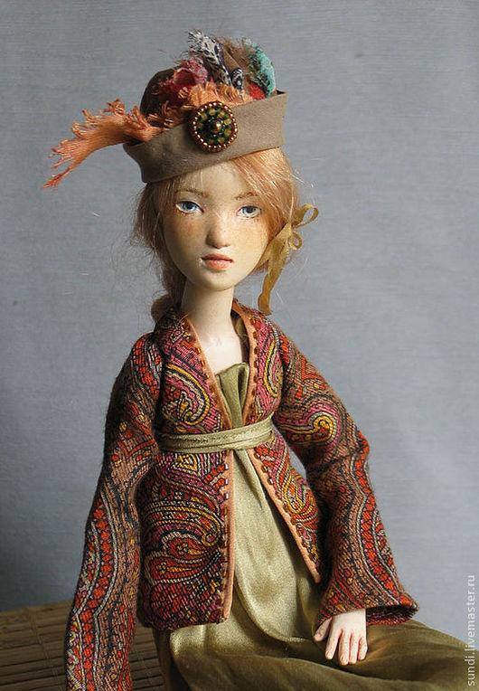 Коллекционные куклы ручной работы. Ярмарка Мастеров - ручная работа. Купить Шарнирная кукла Грейс. Handmade. Bjd, флюмо
