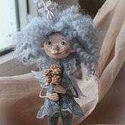 Куклы и игрушки ручной работы. Ярмарка Мастеров - ручная работа Февралюша. Handmade.