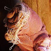 Куклы и игрушки ручной работы. Ярмарка Мастеров - ручная работа Кукла скрутка Лапшичка. Handmade.