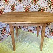 Для дома и интерьера ручной работы. Ярмарка Мастеров - ручная работа Обеденный стол из массива дуба. Handmade.